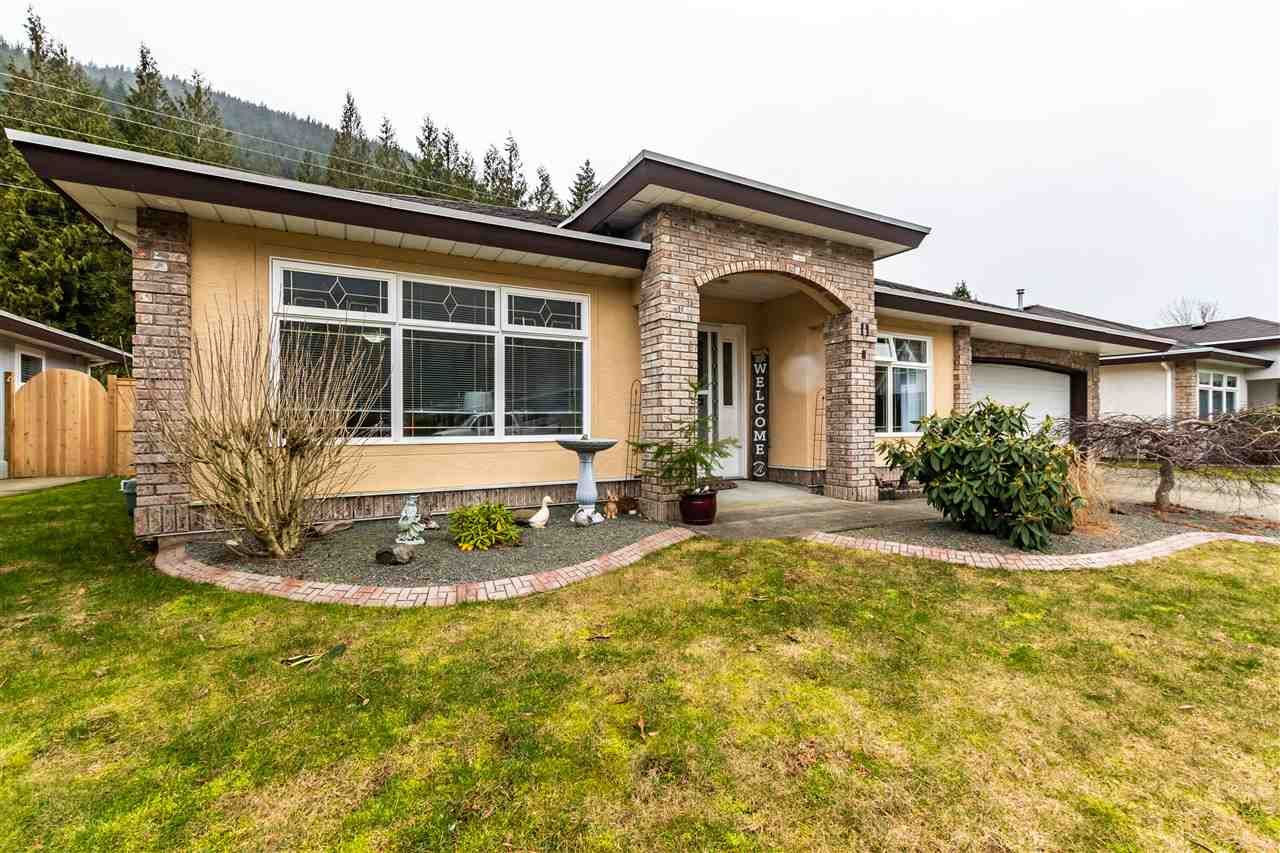 Harrison Hot Springs House/Single Family for sale:  3 bedroom 1,571 sq.ft. (Listed 2021-02-19)