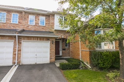 Dundas Townhouse for sale:  3 bedroom  (Listed 2018-09-17)