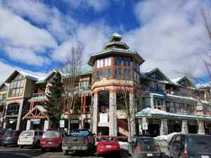 Whistler Village Condo for sale:  1 bedroom 473 sq.ft. (Listed 2018-03-12)