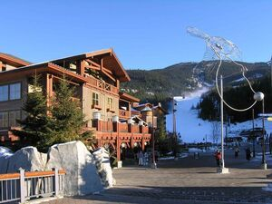 Whistler Creek Apartment/Condo for sale:  2 bedroom 894 sq.ft. (Listed 2020-08-19)