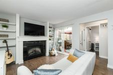 North Shore Pt Moody Townhouse for sale:  3 bedroom 873 sq.ft. (Listed 2019-11-10)