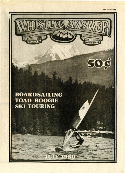 Whistler Answer Vol 4 No 26