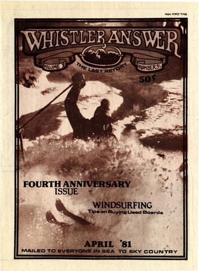 Whistler Answer Vol 5 No 35