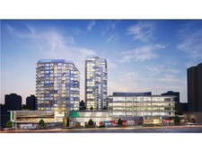 Central Lonsdale Condo for sale: Centerview By ONNI 1 bedroom