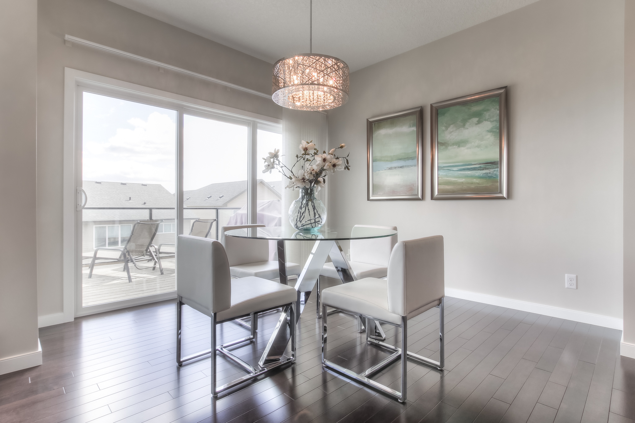 Calgary Staging Dining Room