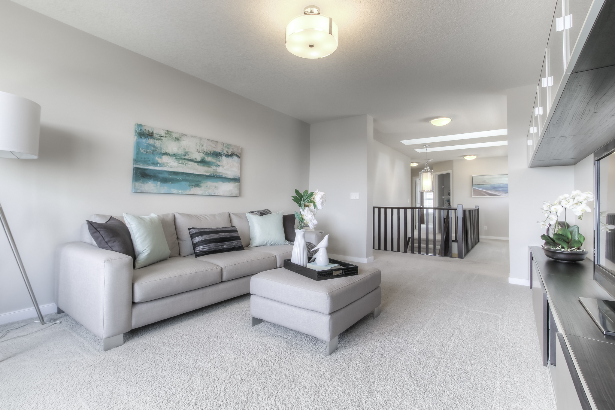 Calgary Home Staging Company Kincora Project