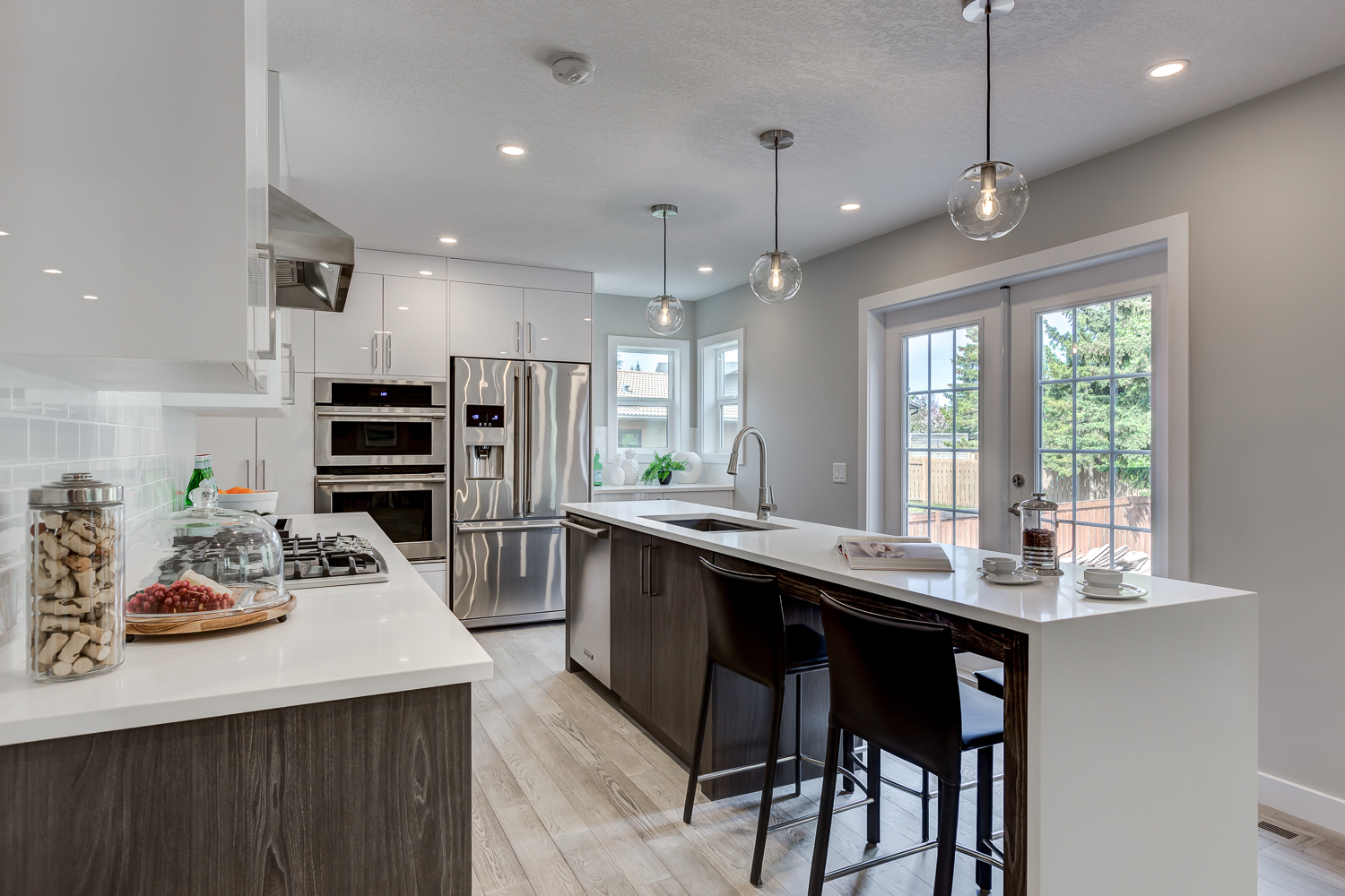 Calgary Home Staging Kitchen