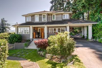 Exquisite West Bay Craftsman House For Sale: 3 bedroom