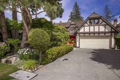 Upper Caulfeild House for sale: 4 bedroom 2,950 sq.ft.
