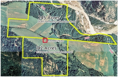 LEGACY RANCH COMPRISED OF 2 TITLES - 142 ACRES & 245 ACRES Legacy Land for sale:  Studio  (Listed 2018-05-10)