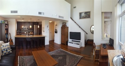 Lower Lonsdale Townhouse for sale:  1 bedroom 940 sq.ft. (Listed 2019-04-12)