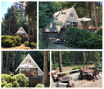 Vaucroft Beach Cabin for sale:  2 bedroom 520 sq.ft. (Listed 2019-04-12)