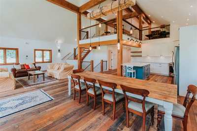 74 ACRE PEMBERTON MEADOWS ESTATE WITH BRAND NEW PASSIVE HOME ON RYAN RIVER Home on Acreage for sale:  4 bedroom 3,826 sq.ft. (Listed 2019-07-04)