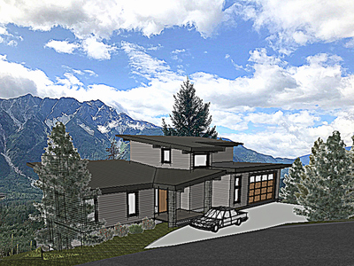 LIVE HIGH ABOVE IN PEMBERTON�S EXCLUSIVE NEW RIDGE COMMUNITY View Building Lot for sale: The Ridge Studio  (Listed 2019-08-03)