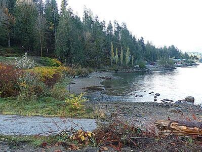 Pender Harbour Egmont House with Acreage for sale:  2 bedroom 840 sq.ft. (Listed 2021-03-15)