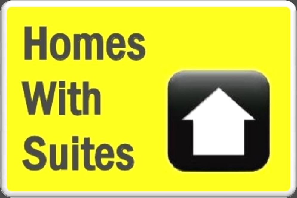 homes with suites button