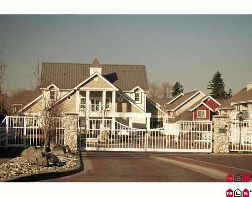 Cloverdale BC Townhouse for sale: Lexinton 4 bedroom 3,247 sq.ft. (Listed 2009-08-20)