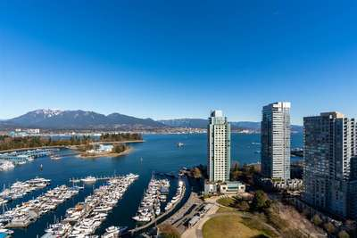 Coal Harbour Condo for sale:  2 bedroom 1,204 sq.ft. (Listed 2019-03-18)