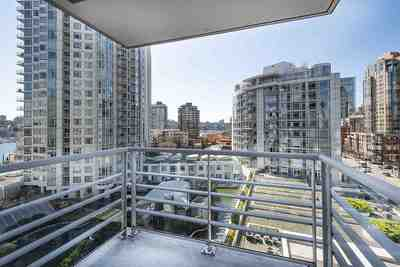 Yaletown Condo for sale:  2 bedroom 1,000 sq.ft. (Listed 2019-04-03)