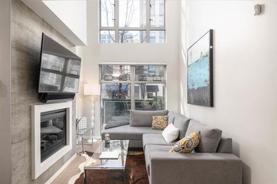 Downtown VW Townhouse for sale:  2 bedroom 1,262 sq.ft. (Listed 2019-04-20)