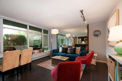 False Creek Condo for sale:  1 bedroom 596 sq.ft. (Listed 2019-07-07)