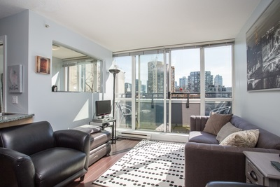Downtown VW Condo for sale:   470 sq.ft. (Listed 2019-07-07)