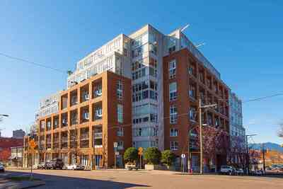 Strathcona Condo for sale:  1 bedroom 832 sq.ft. (Listed 2019-09-14)