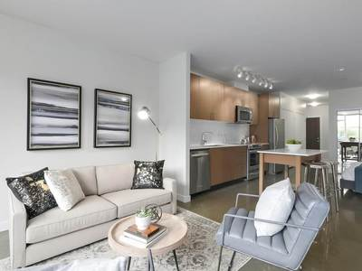 Strathcona Condo for sale:  1 bedroom 683 sq.ft. (Listed 2019-09-14)