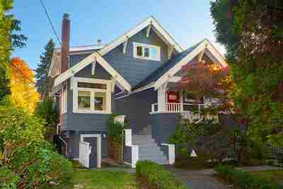 Kitsilano House for sale:  4 bedroom 3,713 sq.ft. (Listed 2019-10-18)