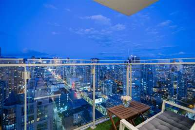 Downtown VW Condo for sale:  2 bedroom 1,077 sq.ft. (Listed 2019-12-31)
