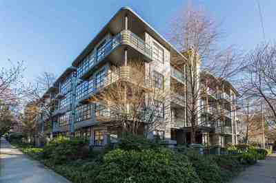 Kitsilano Condo for sale:  2 bedroom 1,158 sq.ft. (Listed 2020-03-20)
