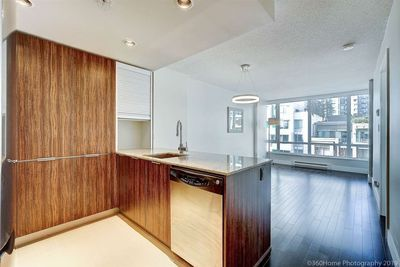 Yaletown Condo for sale:  1 bedroom 563 sq.ft. (Listed 2020-04-19)