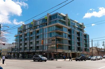 Kitsilano Apartment/Condo for sale:  2 bedroom 862 sq.ft. (Listed 2020-10-13)