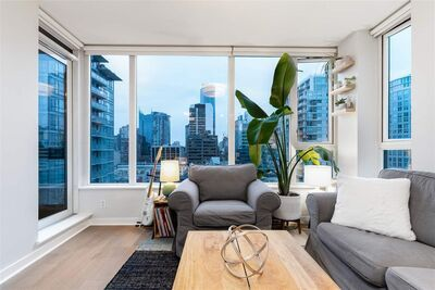 Downtown VW Apartment/Condo for sale:  1 bedroom 539 sq.ft. (Listed 2021-01-14)