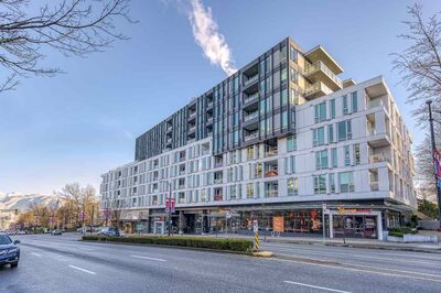 Mount Pleasant VW Apartment/Condo for sale:  1 bedroom 579 sq.ft. (Listed 2021-01-14)