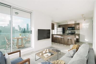 Downtown VW Apartment/Condo for sale:  1 bedroom 660 sq.ft. (Listed 2021-01-14)