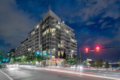 Lower Lonsdale Apartment/Condo for sale:  1 bedroom 660 sq.ft. (Listed 2021-01-14)
