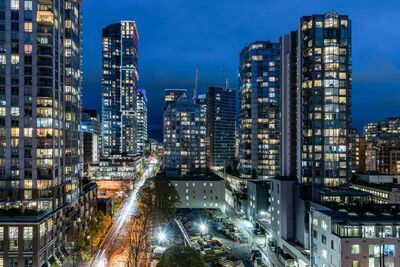 Yaletown Apartment/Condo for sale:  1 bedroom 601 sq.ft. (Listed 2021-01-19)