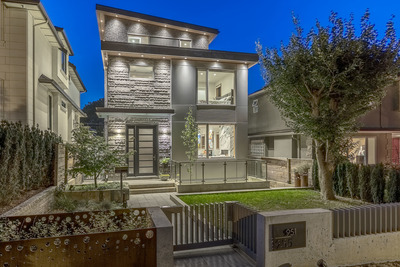 Cambie House for sale:  6 bedroom 3,229 sq.ft. (Listed 2017-09-19)