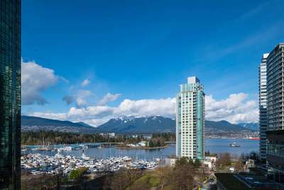 Coal Harbour Condo for sale:  2 bedroom 1,340 sq.ft. (Listed 2018-03-17)