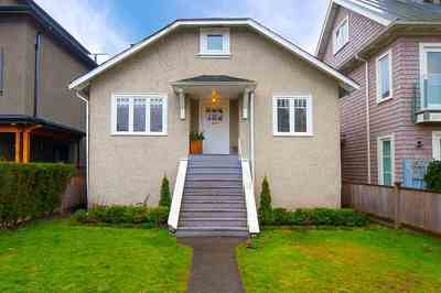 Kitsilano House for sale:  4 bedroom 2,076 sq.ft. (Listed 2018-03-17)