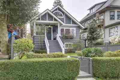 Cambie House for sale:  5 bedroom 2,365 sq.ft. (Listed 2018-04-23)