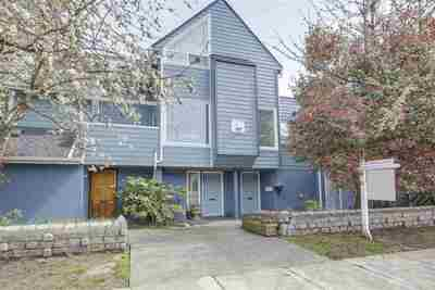 Kitsilano Townhouse for sale:  2 bedroom 1,150 sq.ft. (Listed 2018-04-23)