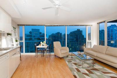 Downtown VW Condo for sale:  1 bedroom 610 sq.ft. (Listed 2018-08-16)