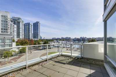 Yaletown Condo for sale:  2 bedroom 1,238 sq.ft. (Listed 2018-10-01)
