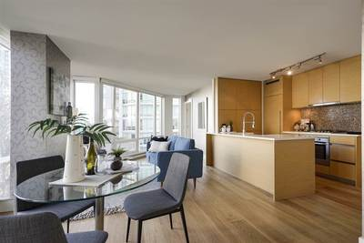 Downtown VW Condo for sale:  2 bedroom 788 sq.ft. (Listed 2018-10-09)