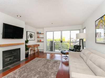 Kitsilano Condo for sale:  1 bedroom 688 sq.ft. (Listed 2018-10-15)