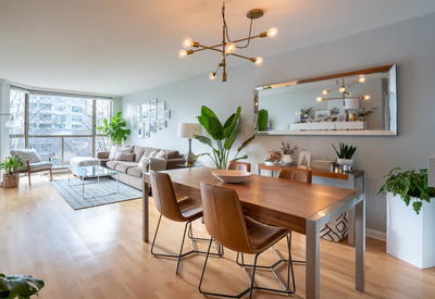 Yaletown Condo for sale: Pacific Promenade 2 bedroom 1,276 sq.ft. (Listed 2019-01-02)