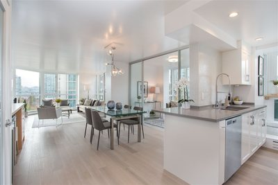 Yaletown Condo for sale:  2 bedroom 1,218 sq.ft. (Listed 2019-01-11)