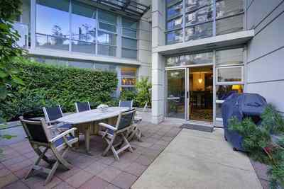Yaletown Condo for sale:  1 bedroom 780 sq.ft. (Listed 2018-10-16)